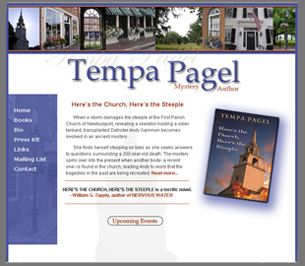 website of tempa pagel